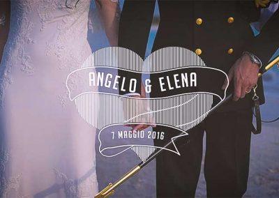 Angelo + Elena – Quercianella