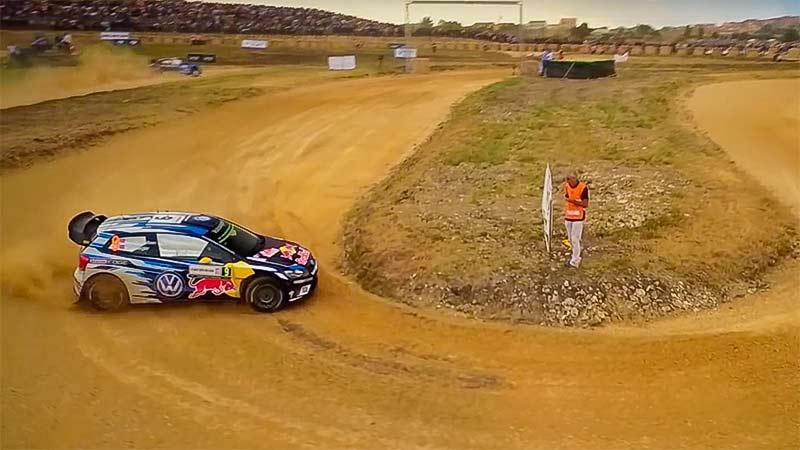 DJI – WRC Italia Sardegna 2016