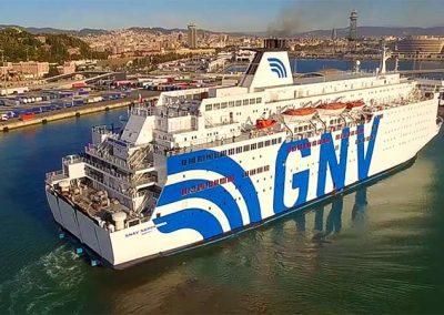 GNV SNAV Barcelona
