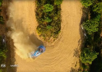 WRC – Rally Italia Sardegna 2016: AERIAL ANALYSIS