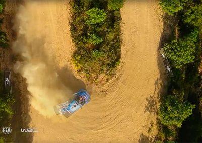 WRC – Rally Italia Sardegna 2016: AERIAL ANALYSIS
