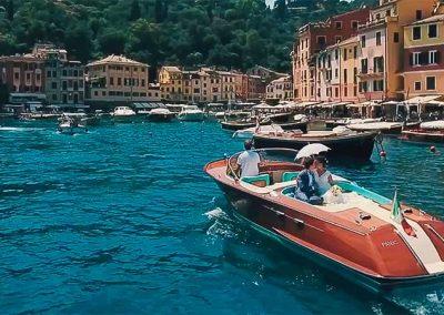 Wedding film in Portofino || Cecilia & Lars