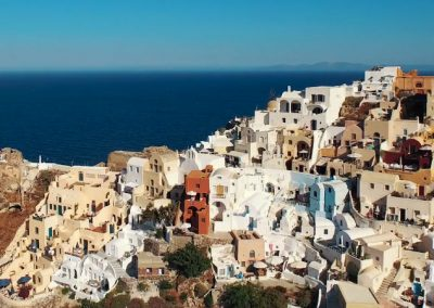 Elopement in Santorini || Nicole & Michael