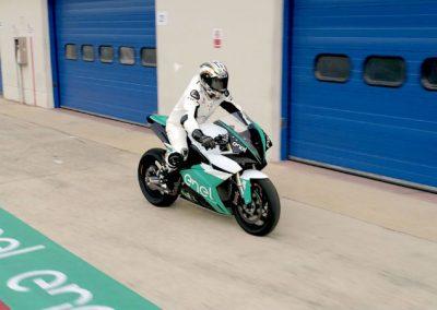 FIM Enel #MotoE bike unveiled!
