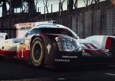 Porsche Motorsport – The reason behind
