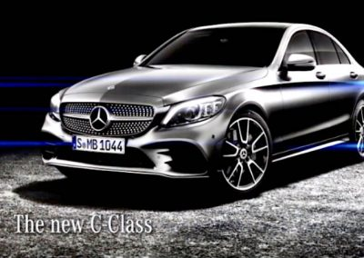 The new Mercedes-Benz C-Class 2018: World Premiere | Trailer