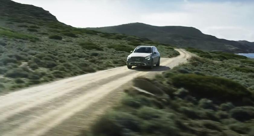 Mercedes-Benz GLC (2019): World Premiere   Trailer