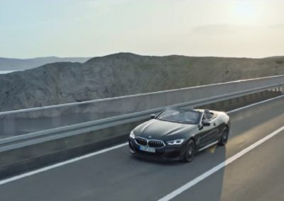 The all-new BMW 8 Series Convertible Official Launch Film