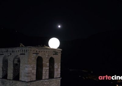Artecinema 2018, Lune di Giancarlo Neri