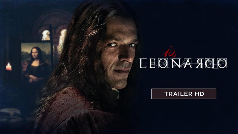 IO, LEONARDO | Teaser Trailer Ufficiale