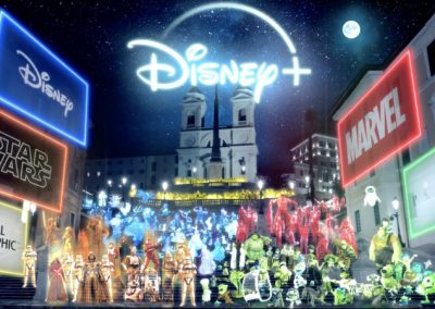 SPOT TIM – Disney+ with TIMVISION